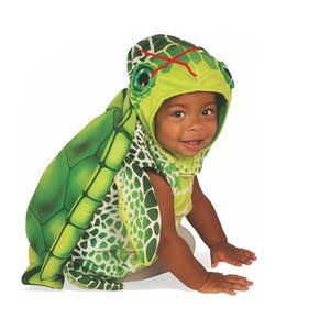 NEW Rubie's Baby Turtle Halloween Costume